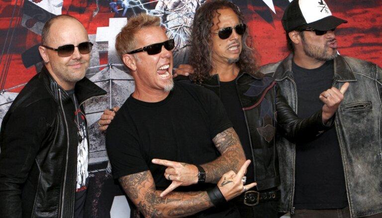 'Splendid Palace' izrādīs 'Metallica' koncertfilmu