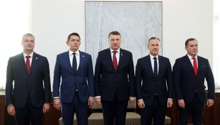 KPV LV не будет менять своих кандидатов в министры и ждет разъяснений Кариньша