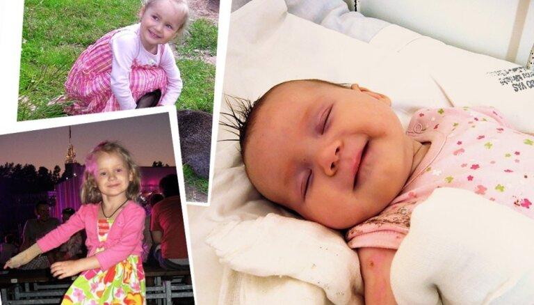 Mammas stāsts par traģēdiju: mazuļa ratiņos aizdegas 'bēbīšu rācija'
