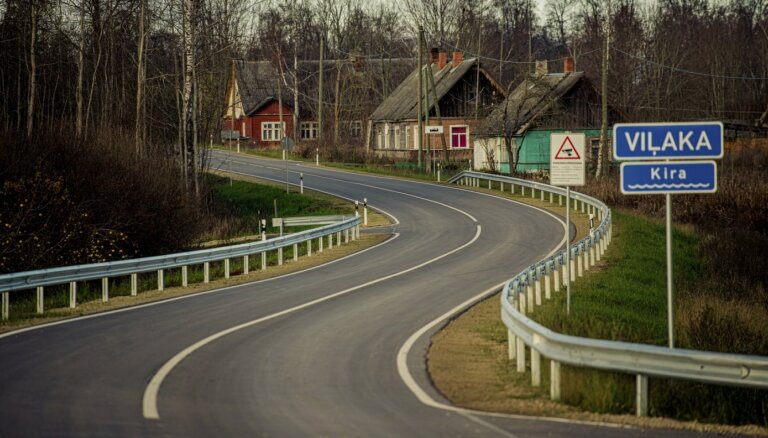 Latgalē līdz 2027. gadam autoceļus plāno atjaunot vismaz 285 kilometru garumā