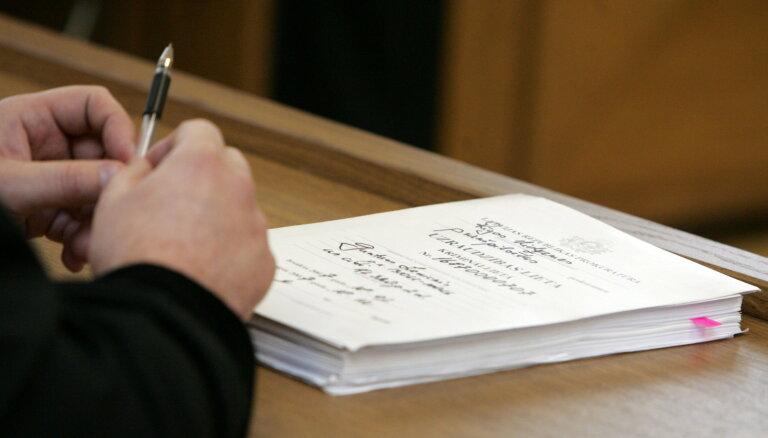 Ar likumu grozījumiem novērsīs tiesvedības procesu nepamatotu novilcināšanu