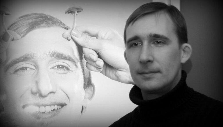40 gadu vecumā mūžībā devies aktieris Andrejs Možeiko