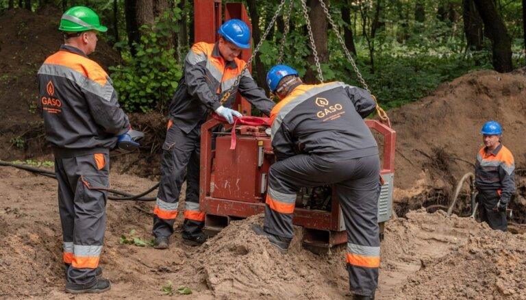 Gāzes apgādes sistēmas plānveida remonts – lai piegādes pārtraukumu būtu mazāk