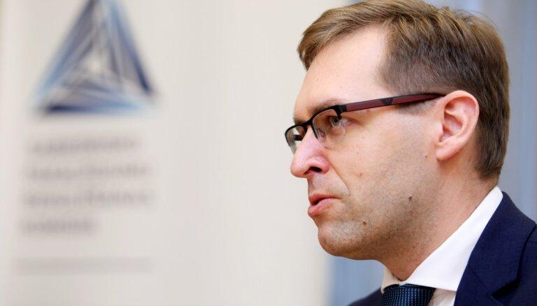 Jaunais valsts kontrolieris atbalsta ideju revidēt Saeimas tēriņus, tomēr par to jālemj parlamentam