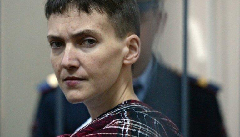 Генпрокуратура отказала Савченко в изменении подсудности ее дела