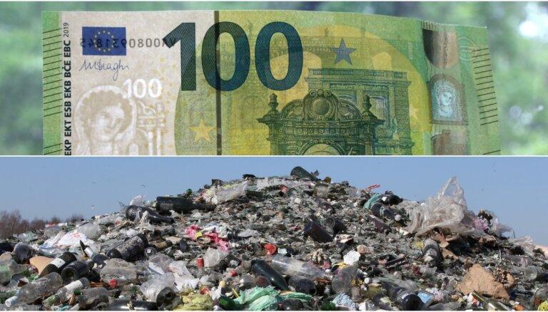 Ārkārtas situāciju atkritumu apsaimniekošanas jomā Saeimā varētu atbalstīt ar opozīcijas balsu palīdzību