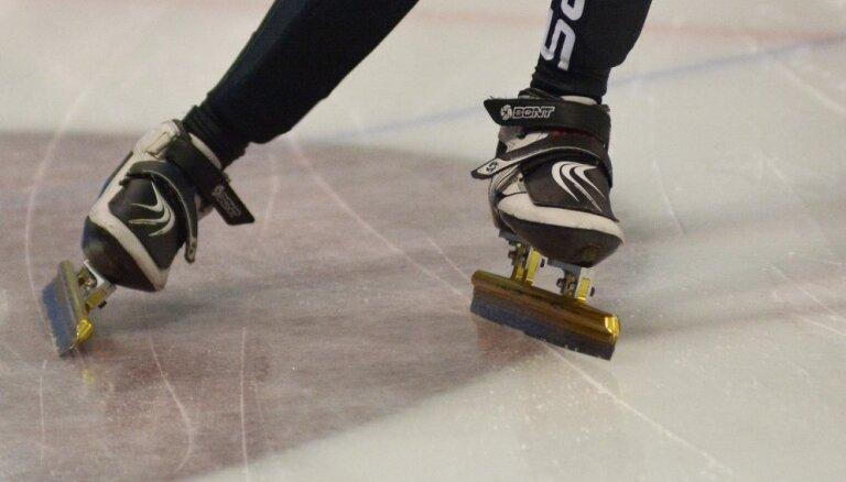 Šorttrekistei Jansonei 12. vieta Eiropas jaunatnes ziemas olimpiādē