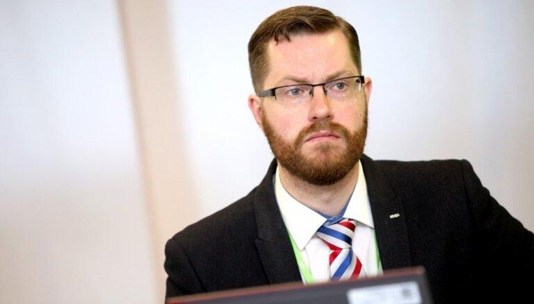 Ārvalstu investoru padomi Latvijā vadīs bijušais 'SEB banka' runasvīrs Panke