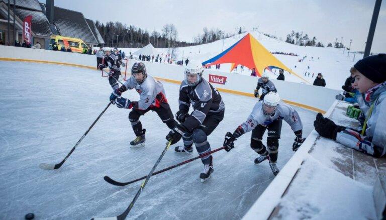 Ziemas festivālā Ērgļos triumfē Siguldas Valsts ģimnāzija
