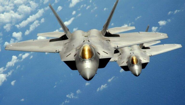 В Пентагоне раскрыли детали инцидента между F-22 и Су-25