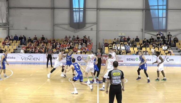 'OlyBet' basketbola līga: LU - 'Avis Utilitas'. Pilns ieraksts