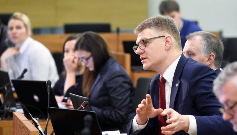 Оппозиция Рижской думы попросит отстранить все правление Rīgas satiksme