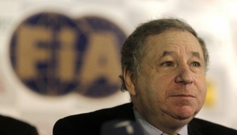 FIA prezidents Žans Tods apmeklēs 'Neste WorldRX of Latvia'