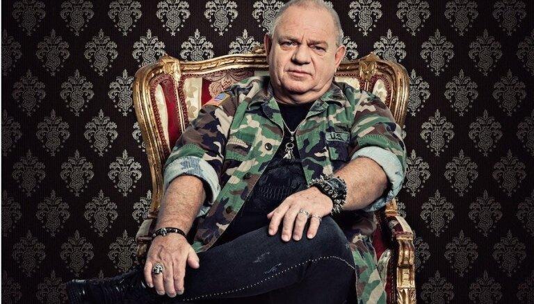 Rīgā koncertēs bijušais 'Accept' līderis Udo Dirkšneiders