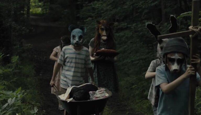 Video: Pirmais ieskats šausmu filmā 'Zvēru kapiņi'