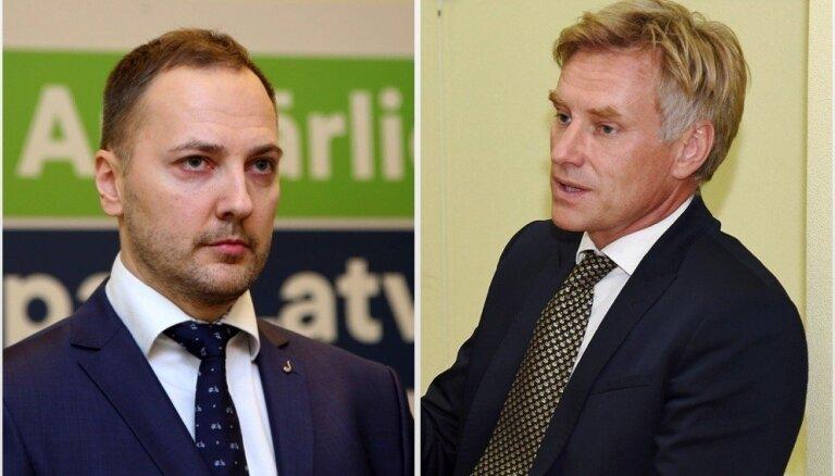 Ģirģena padomnieks būs bijušais iekšlietu ministrs Gulbis