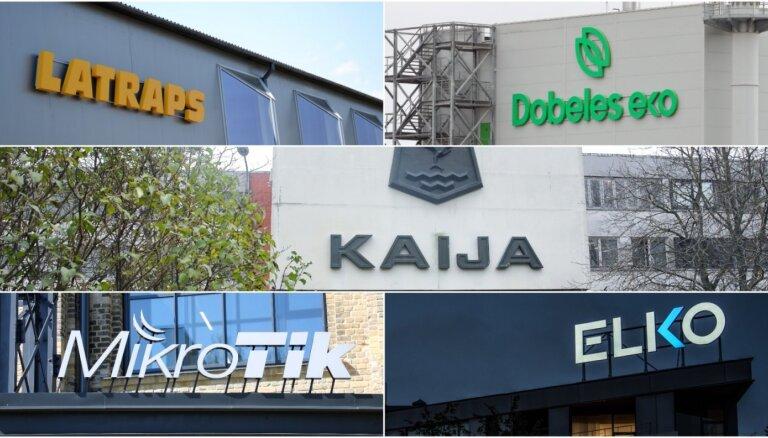 Рост вопреки пандемии: кто входит в топ-100 латвийских экспортеров