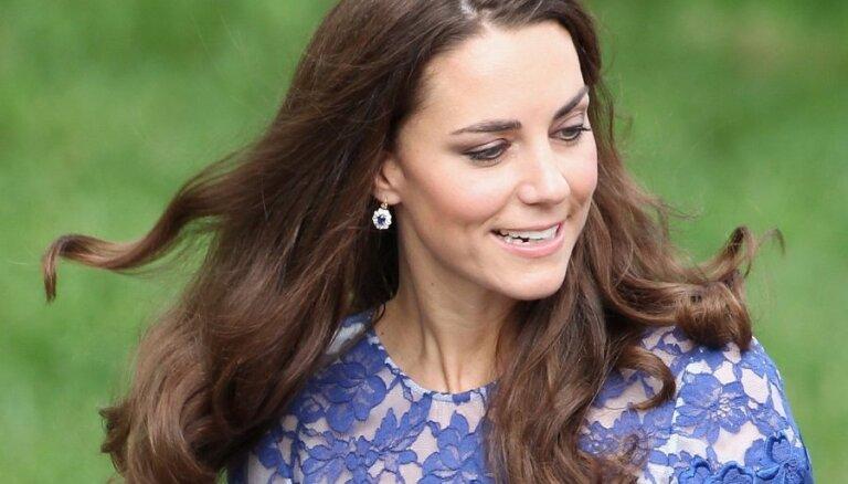 Второй ребенок Кейт Миддлтон родится в апреле, возможна двойня