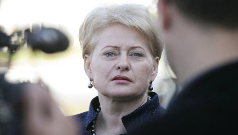 Главам Литвы и ЕК задавали болезненные вопросы