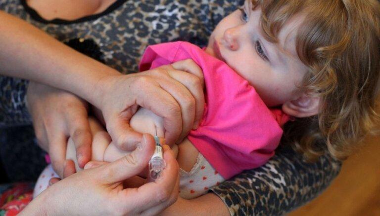 Ziemeļmaķedonijā izsludina masalu epidēmiju