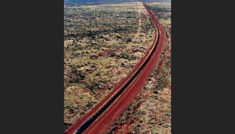 Австралия запускает самый длинный поезд