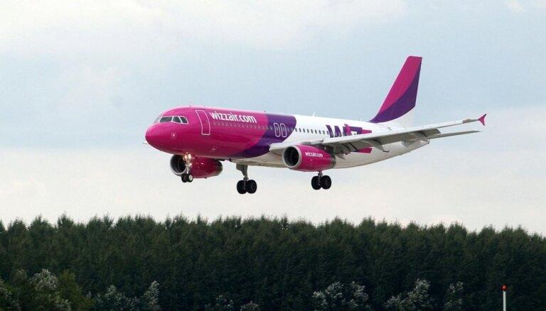 Авиакомпания Wizz Air открывает новый маршрут из Риги
