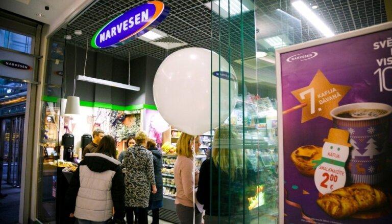 Владельцы Narvesen покупают крупнейшую в Балтии сеть кофеен