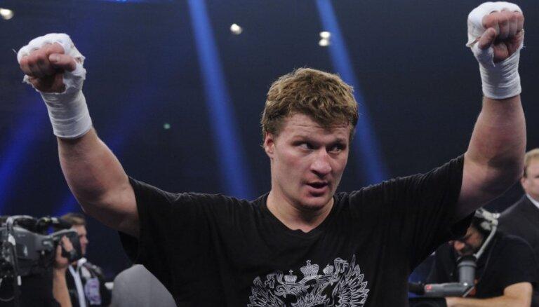 Поветкин проведет следующий бой в октябре, Лебедев— в сентябре