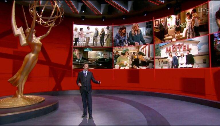 'Emmy' balvu ceremonijai šogad bijuši rekordzemi reitingi