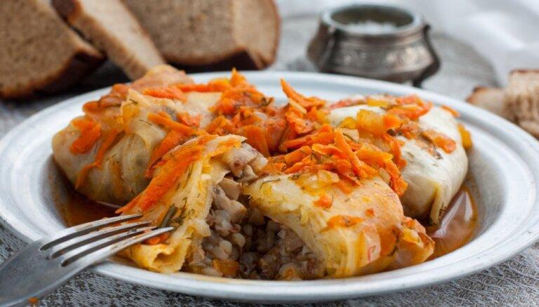 Gavēņa receptes: 18 veidi, kā garšīgi pagatavot kāpostus bez kripatiņas gaļas