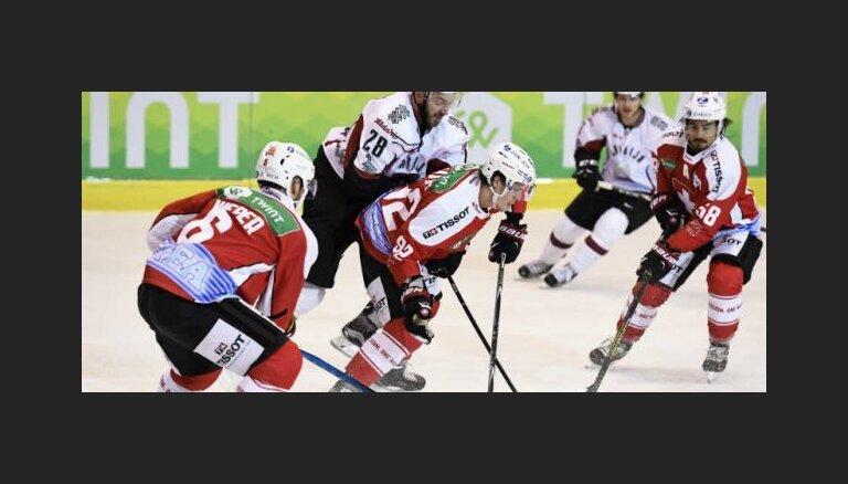 Хоккеисты Латвии упустили победу в последнем спарринге перед ЧМ-2016