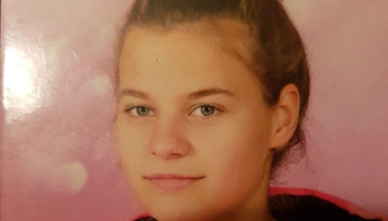 Полиция разыскивает Викторию Солодову, девушка может быть в Риге