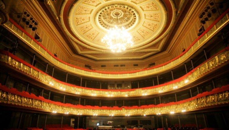Маскатс продолжает работу в ЛНО, Жагарс поставит в театре две оперы