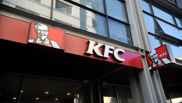 Igaunijas 'Apollo Group' pērk restorānus 'Kentucky Fried Chicken' Latvijā un Lietuvā