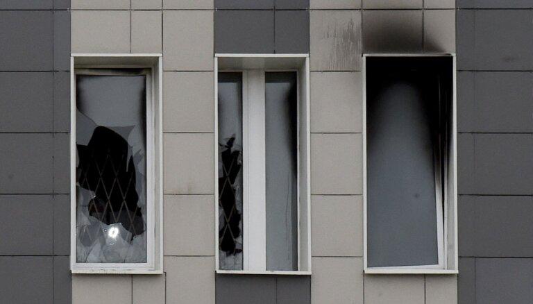 Ugunsgrēkā Sanktpēterburgas slimnīcā bojā gājuši pieci jaunā koronavīrusa pacienti