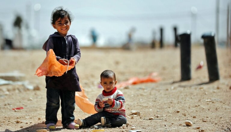 Латвия не примет больше беженцев, чем предусмотрено прежним соглашением