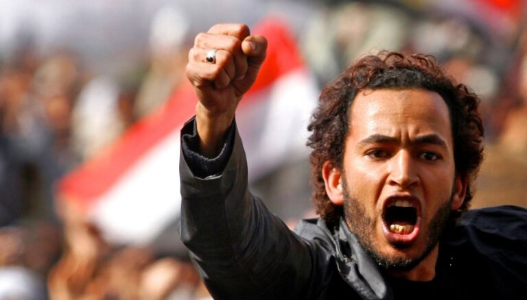 Журнал Time назвал человеком года участника протеста