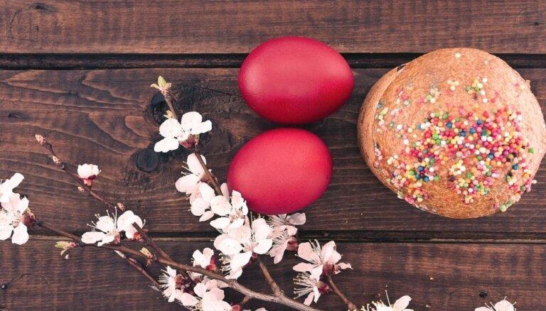 Пасхальный стол: Какие яйца выбрать