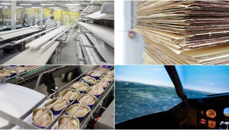 'Latvji, brauciet jūriņā!' – LTRK apbalvo eksportējošos uzņēmumus