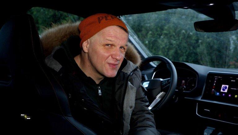 Video: Juris Kaukulis iepazīst SEAT lielāko apvidnieku 'Tarraco'