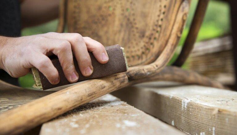 Vērtību saglabāšana: kas jāzina par mēbeļu restaurāciju