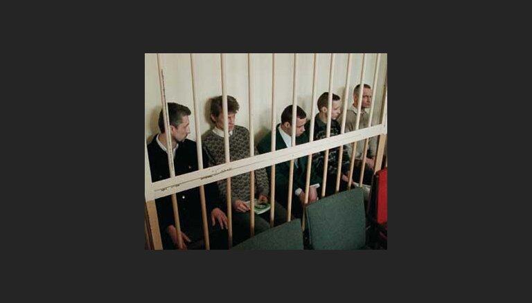Суд над экстремистами из Perkonkrusts отложен еще на неделю