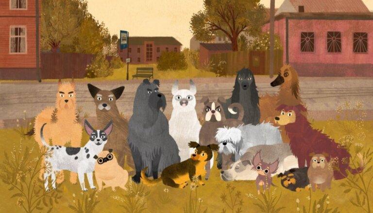'Jēkabs, Mimmi un runājošie suņi' uzsāk ceļu pie skatītājiem