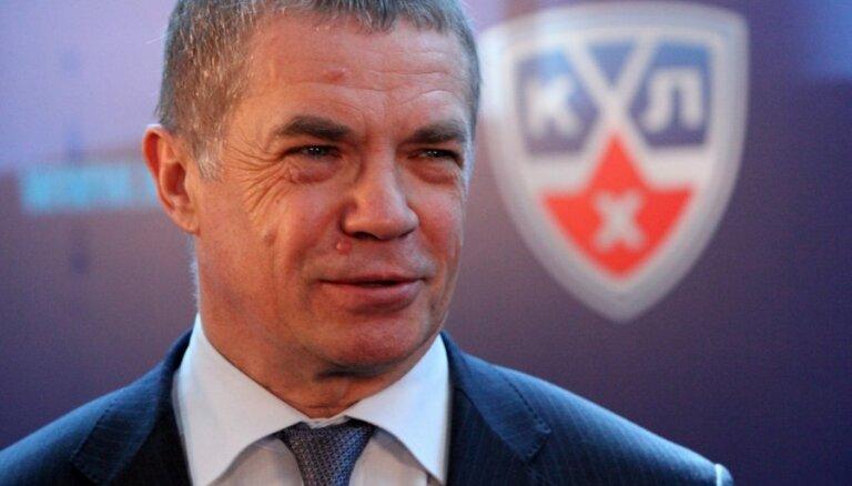 Медведев отправлен в отставку, у КХЛ новый президент