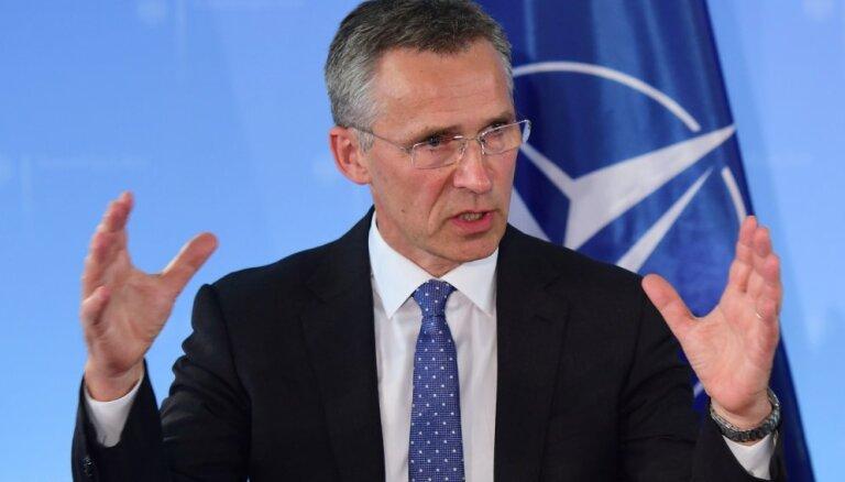 В НАТО поддержали турецкую версию крушения российского Су-24 в Сирии