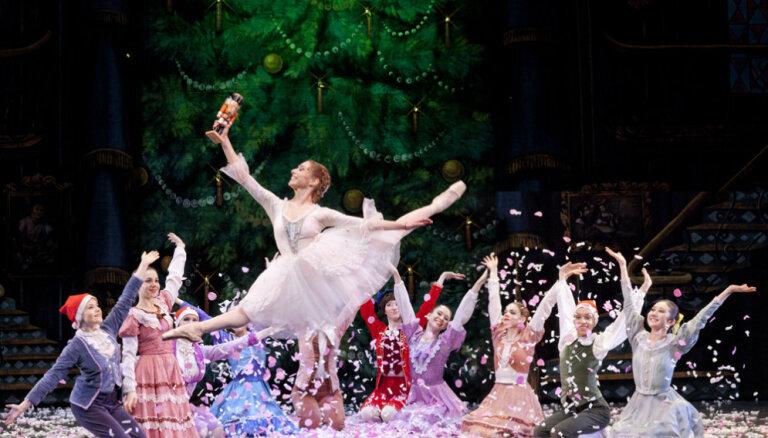 """В ДК VEF - представление """"Щелкунчик"""" от звезд Московского балета"""