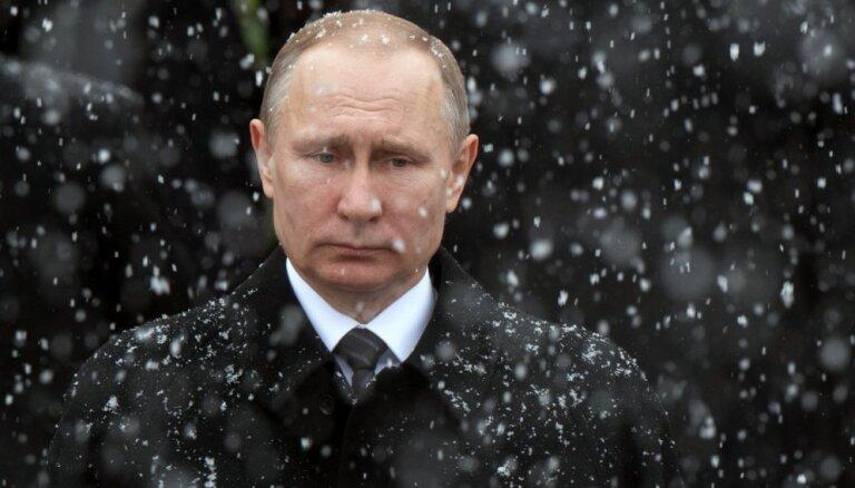 Путин прибыл в Магнитогорск после взрыва в доме
