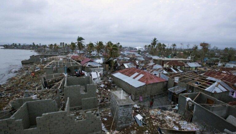 Viesuļvētra 'Metjū' laupa 108 dzīvības