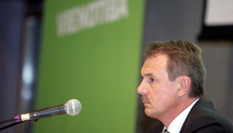 Kristovskis izvairīgi komentē gatavību Ventspils domē strādāt visu sasaukuma termiņu
