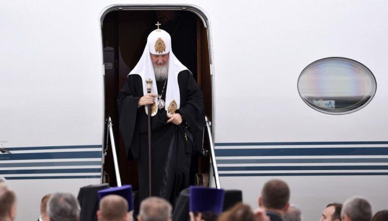 Патриарх Кирилл предложил внести бога в Конституцию России